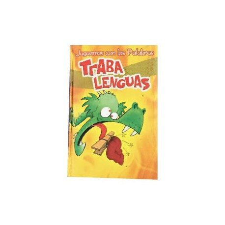 Mini libro traba lenguas