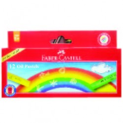 Crayones pastel FABER-CASTELL